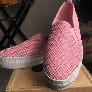 Pink Slip Ons
